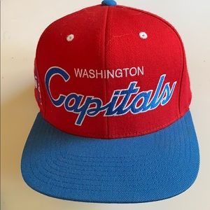 Washington Capitals SnapBack
